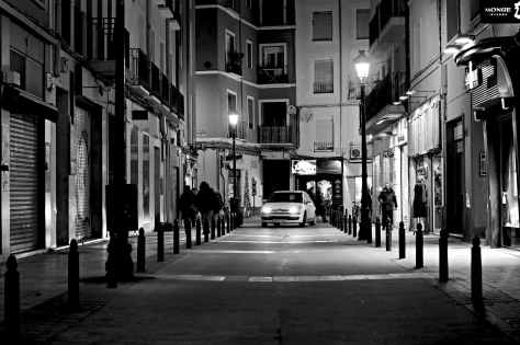 alley architecture black and white brightness