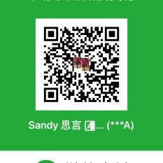 Wechat Payment QR code